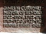 James H Curnow