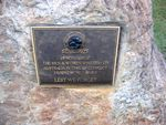 Jandowae Australia Remembers Plaque : 19-05-2009