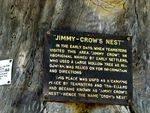 Jimmy Crow Plaque