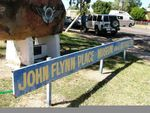 John Flynn Place Sign
