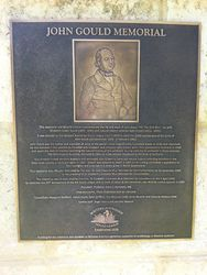 Re-dedication Plaque : 21-January-2015 (Professor Kevin Keneally)