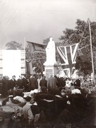 04-June-1904 : Unveiling : State Library of South Australia - B-25972