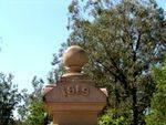 Kalinga Honour Gates 1919
