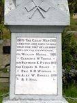 Kettering War Memorial
