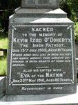 Kevin ODoherty Inscription