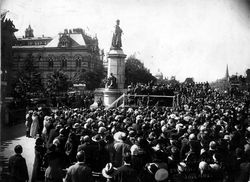 15-July-1920 : Unveiling : State Library of South Australia - PRG-280-1-20-132