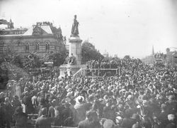 15-July-1920 : Unveiling : State Library of South Australia - PRG-280-1-26-65