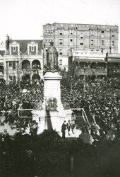 15-July-1920 : Unveiling : State Library of South Australia - B-29809