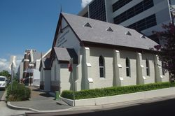 Former Kogarah Presbyterian Church: 18-February-2016