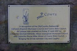 Plaque Inscription : 28-June-2015