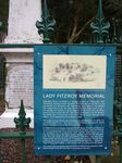 Fitzroy & Masters Obelisk : 30-August-2014