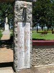 Laidley Memorial Park Gates Honour Roll Right