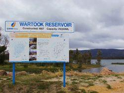 Wartook Reservoir : 05-December-2014