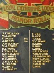 Honour Roll 2 : 26-March-2015