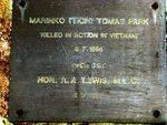 Marinko Tomas Inscription