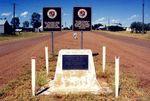 Original memorial (Kay Pamment)