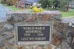 Memorial Bowl : 13-October-2012