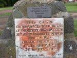 Buntingdale Cairn Inscription : November 2013