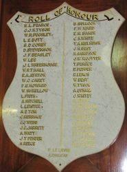 Honour Roll 2 :11-January-2016