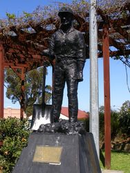 Miners Statue : 11- September-2014