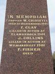 Moorabbin Boer War Memorial : 19-September-2012