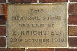 Memorial Stone 1 : April-2014