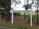 Moyston Avenue of Honour