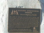 National Engineering Marker Inscription