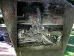 Navy Plaque Closeup