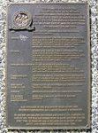 Plaque Inscription : 09-March-2014