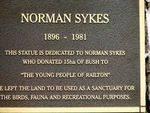 Norman Sykes
