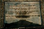 Overland Telgraph Memorial  Inscription