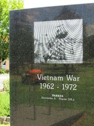 Vietnam War Honour Roll : 11-January-2016