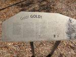 Pinkey Point Gold Info Board : March 2014