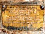 Plaque 2 Inscription