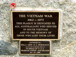 RSL Vietnam War Memorial Plaques