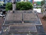 Rosebery Mine Memorial