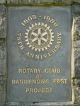 Rotary 75th Anniversary : 12-August-2012
