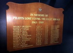 Mirage Honour Roll : 16-July-2014