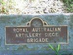 Royal Australian Artillery Siege Brigade : 23-September-2011