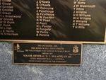 Sebastopol Honour Roll Dedication Plaque : October 2013