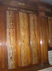 Honour Roll 3 : 28-October- 2014