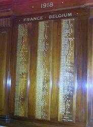 Honour Roll 4 : 28-October-2014