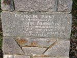 Sir John Franklin : 30-September-2011