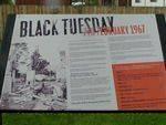 Black Tuesday Plaque : 2007
