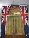 Memorial Hospital Honour Roll : 11-09-2009