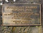 Soldiers Memorial Park : 23-August-2011