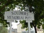 Soldiers Memorial Plot : 08-February-2012