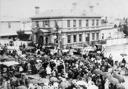 11-March-1903 : Unveiling (State Library of New South Wales)