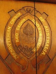 Presbyterian Emblem : 14-June-2015